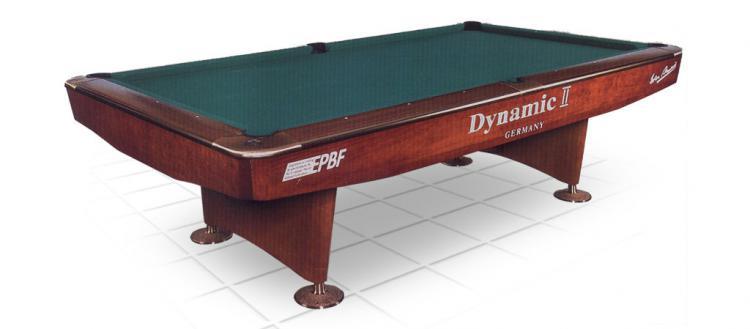 "Бильярдный стол  ""Dynamic II"""