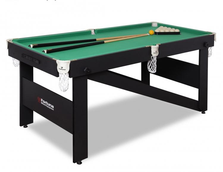 Бильярдный стол Fortuna с комплектом аксессуаров