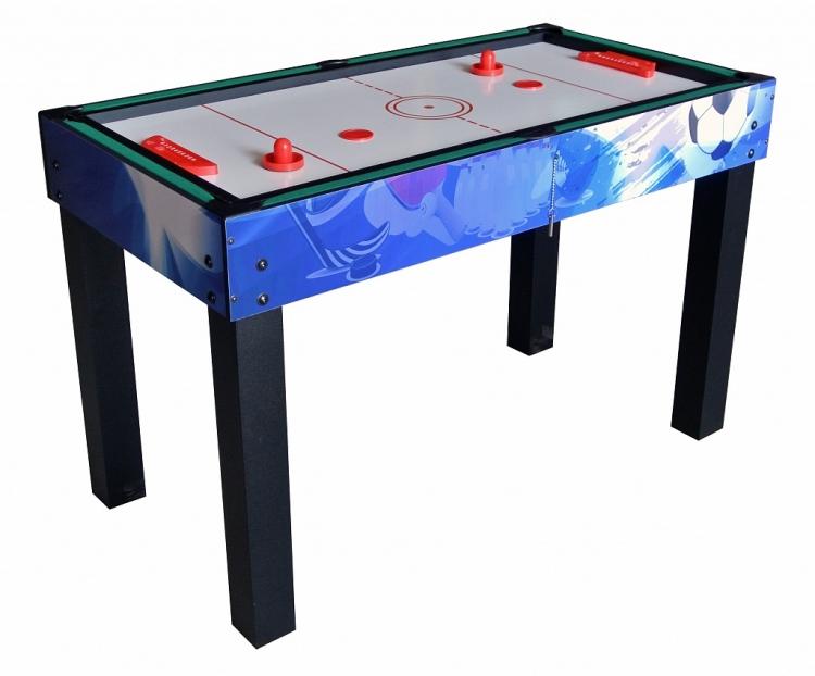 """Игровой стол - многофункциональный 12 в 1 """"Universe"""" (синий)"""